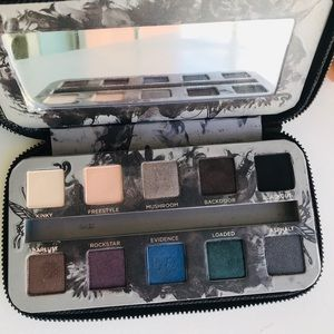 Urban Decay Smoked Eyeshadow Palette. EUC